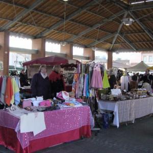 vide grenier du marché de noel de castanet tolosan